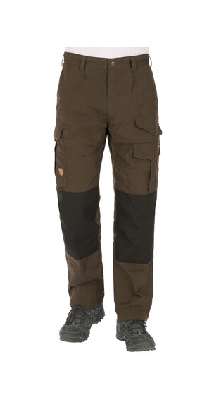 Fjällräven Barents Trousers Men Dark Olive/Black